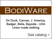 Brown Book Apparel Catalog